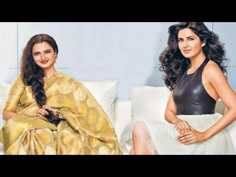 Rekha and Katrina Kaif going back to basics?