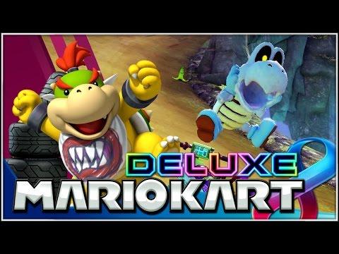 No pierdas la cabeza!!! | Mario Kart 8 Deluxe (Switch) con @Dsimphony