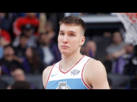 Bogdan Bogdanovic'in 19 sayı, 5 rbd, 4 asistlik Dallas Mavericks maçı performansı