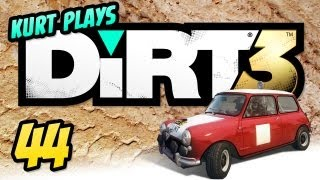 Kurt Plays DiRT 3 - E44 - Everyone