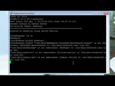 How to access Linux Apps from Windows [ with Putty & XMing ] - YouTube