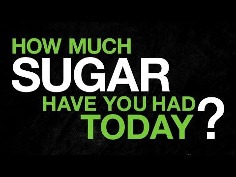 Sugar: Herbalife Formula 1 Shake vs. Other Foods