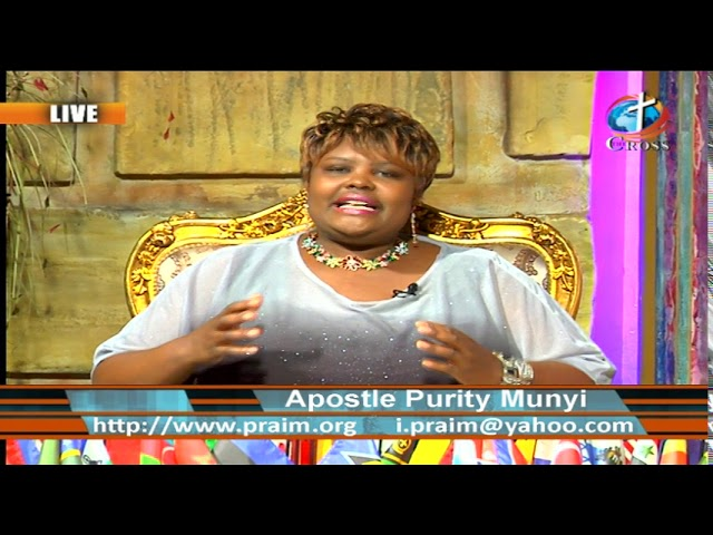 Apostle Purity Munyi - Into The Chambers Of The King 05-28-2019