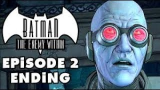 Batman The Enemy Within | Episode 2 | The Pact | Ending | Catwoman Is Back | #4