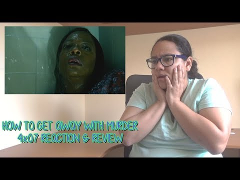 "How To Get Away With Murder 4x07 REACTION & REVIEW ""Nobody Roots for Goliath"" S04E07 