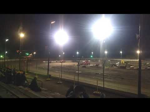 08-17-19 Badger midgets at Sycamore Speedway