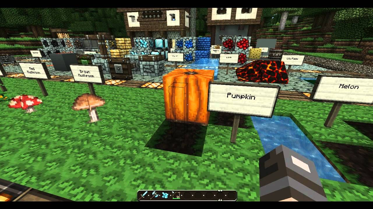 minecraft texture pack dokucraft 1.2.5