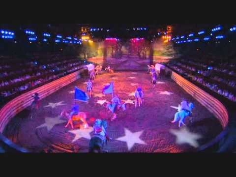 Dolly Parton S Dixie Stampede Dinner Attraction Youtube