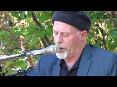 Harry Manx 6-16-13: Crazy Love