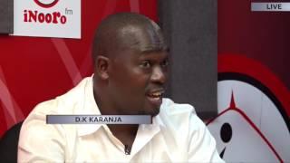 JEFF KURIA TV LIVE WITH DK KARANJA