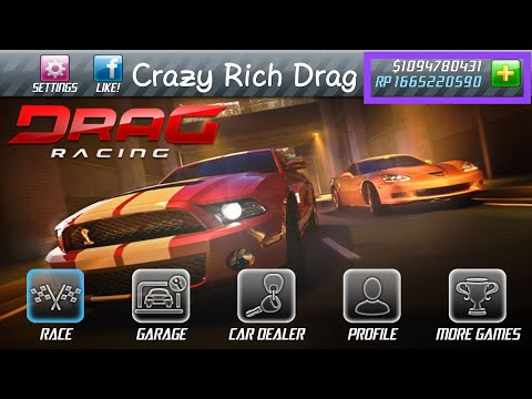 Cheat Drag Racing Android - Infinite Money & RP