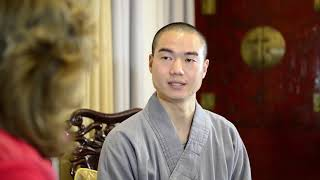 Interview Shaolin Kungfu Master Yandi Shi in Richmond BC Canada