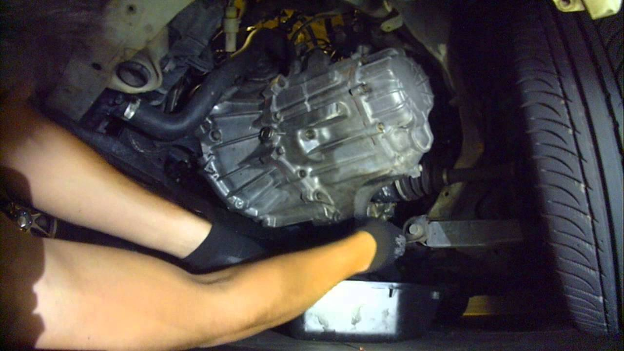 HOW TO Change Manual Gearbox Oil