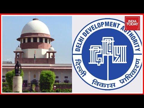 SC Raps Delhi Development Authority Ignoring Citizens' Needs | Sealing Drive