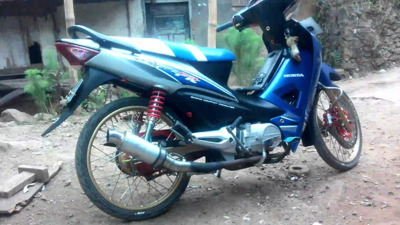 Modifikasi Supra Fit New 2006 Youtube