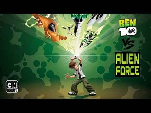 Ben10 Vs Alien Force- Ben10 Games