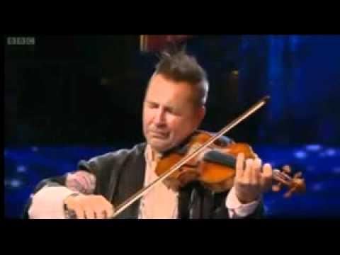 Proms-Nigel & Violin