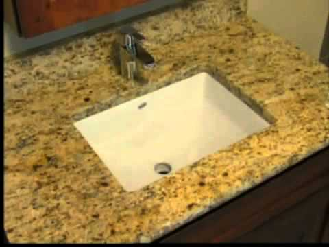 Homeworx Replacing Your Bathroom Countertops