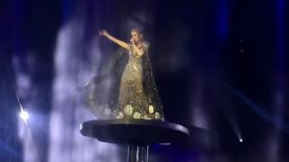 Celine Dion - Clips From Las Vegas January 3 2018