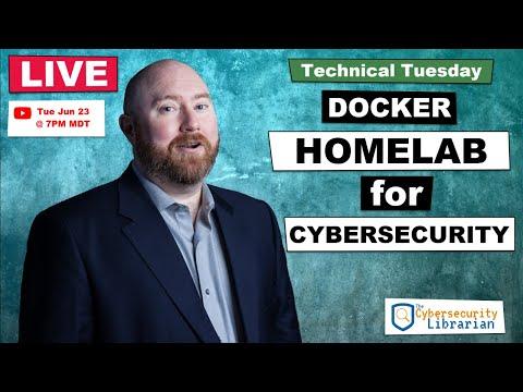 docker-homelab-for-cybersecurity