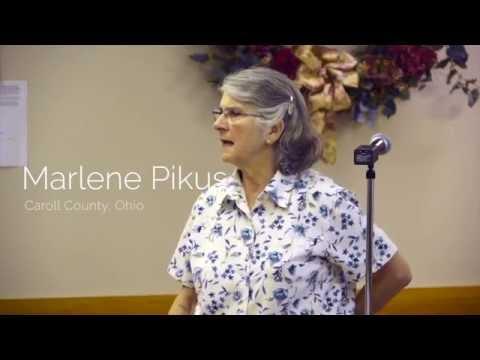 Marlene Pikus, Caroll County, OH