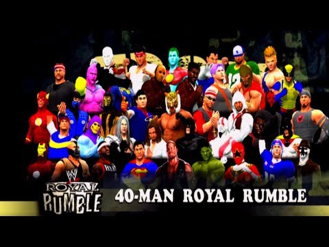 M4G Nation 40-Man Royal Rumble [December 22nd, 2012]