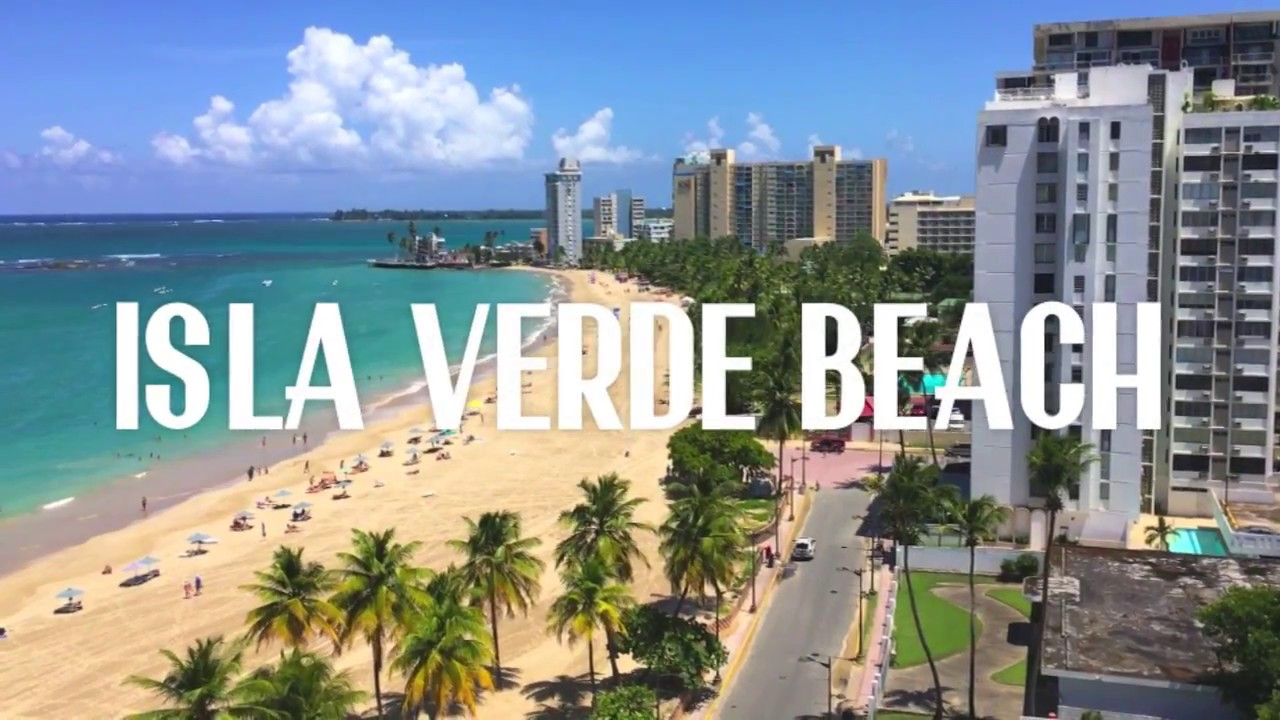 The Best Beaches In San Juan Puerto Rico Youtube