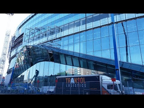 Spurs New Stadium - White Hart Lane - 07 May 2018