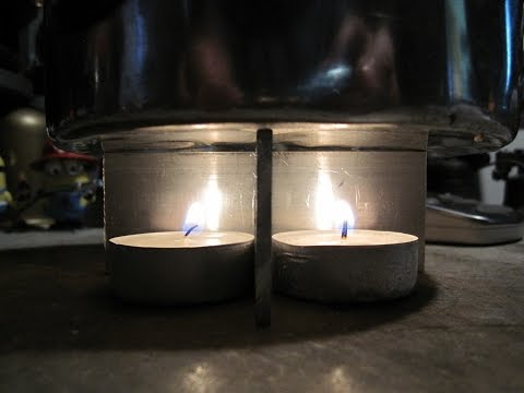 Can Tea Light Candles Boil Water?