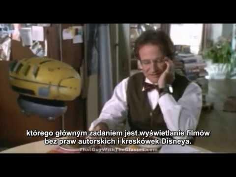 Nostalgia Critic pl - Flubber 1/2
