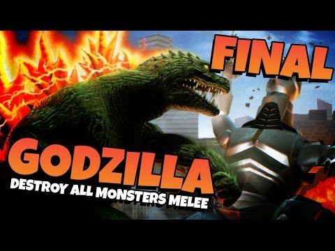 Godzilla: Destroy All Monsters Melee | Final Episode - ORGA!