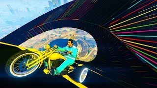ESTA MOTO ESTA LOCA!! - CARRERA GTA V ONLINE - GTA 5 ONLINE