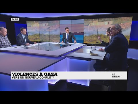 Violences à Gaza : vers un nouveau conflit ?