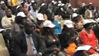Opposition presents 1.4m signatures to IEBC for the Okoa Kenya intiative