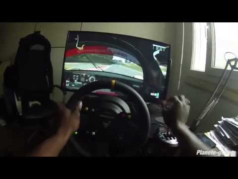Project CARS : Sauber C9 Mercedes - Oulton Park - Thrustmaster T300RS