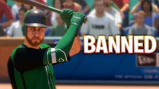 THIS CARD NEEEDS BANNED! MLB The Show 18 | Battle Royale