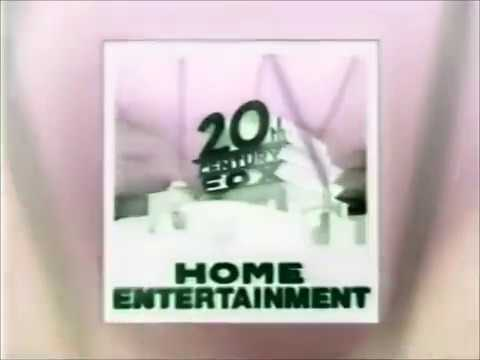 1995 20th Century Fox Home Entertainment in Luig Group Effect in G-Major with Normal Fanfare