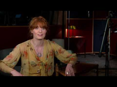 Miss Peregrine's Home for Peculiar Children: Florence Welch On Set Interview