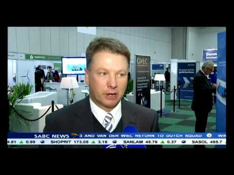 SA is fast becoming a major roleplayer in the wind energy industry