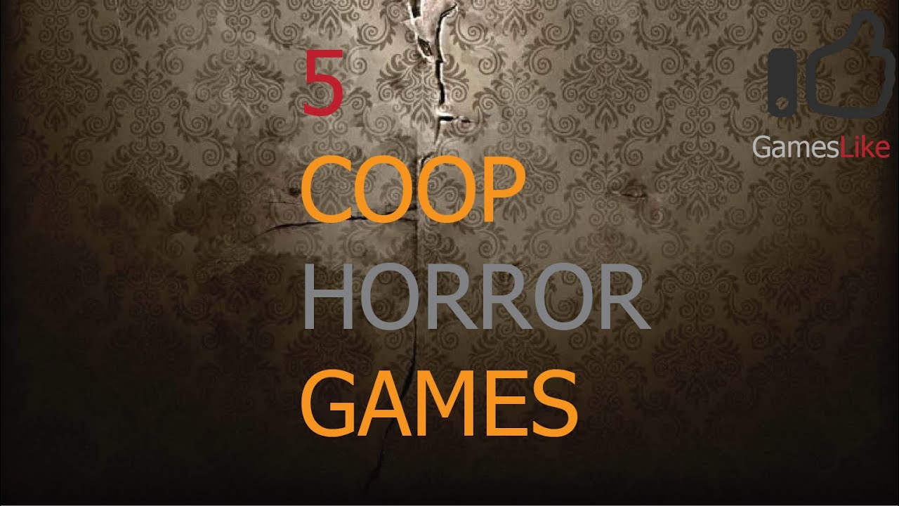 Scary games to play with friends