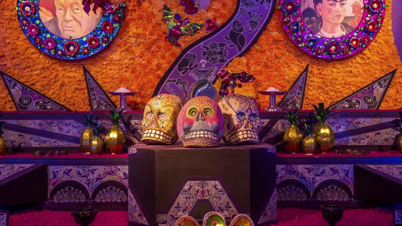 Dulces Mexicanos Frases: Día De Muertos: Una Celebración De Vida