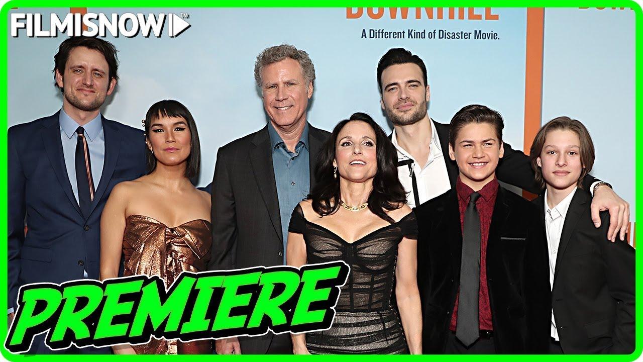 DOWNHILL | NY Premiere
