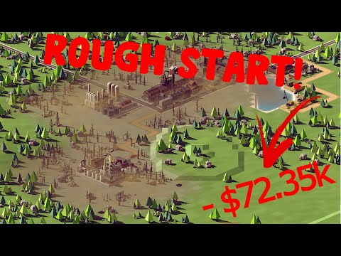 Rough Start! - Ep 1 - Rise of Industry |