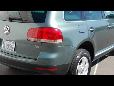 2004 Volkswagen Touareg Fremont CA 94538