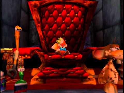 Conkers Bad Fur Day Opening Cinematic YouTube