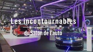 Les incontournables du Salon de l'auto de Bruxelles 2018