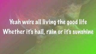 The Script - Hail Rain or Sunshine Official Audio Lyrics Vevo