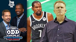 Chris Broussard & Rob Parker - NBA Fines Kevin Durant $50,000 For Vulgar DMs to Michael Rapaport