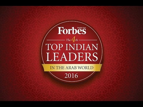 The 4th Top Indian Leaders in the Arab World 2016