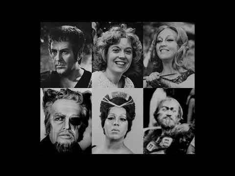 Wagner: Die Walküre; Live in Dallas (1981): Spas Wenkoff, Linda Esther Gray, Klara Barlow